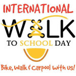 Walk and Roll to School – Congratulations Dougherty!
